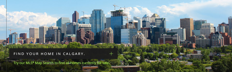 Find your home in Calgary. Try our MLS® Map Search to find all homes currently for sale.