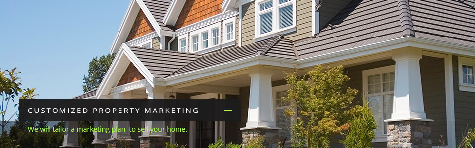 Calgary property marketing. We will tailor a marketing plan to sell your home in Calgary.